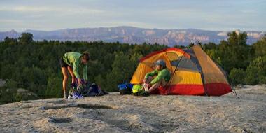 Hike and Camp
